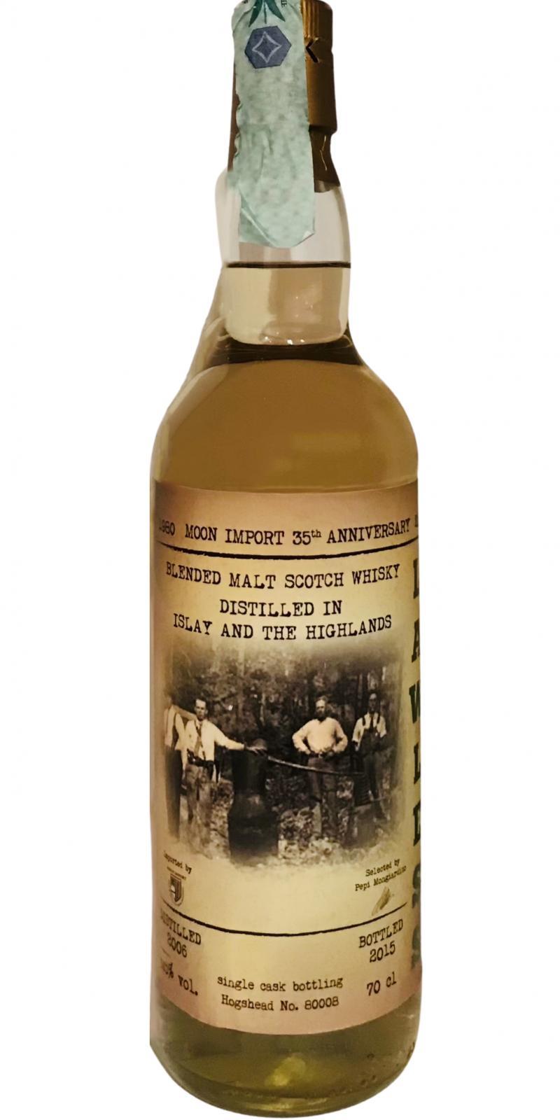 Blended Malt Scotch Whisky 2006 MI