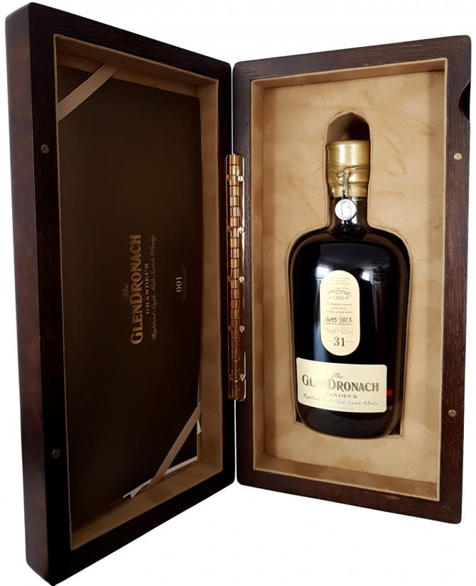 Glendronach 31-year-old