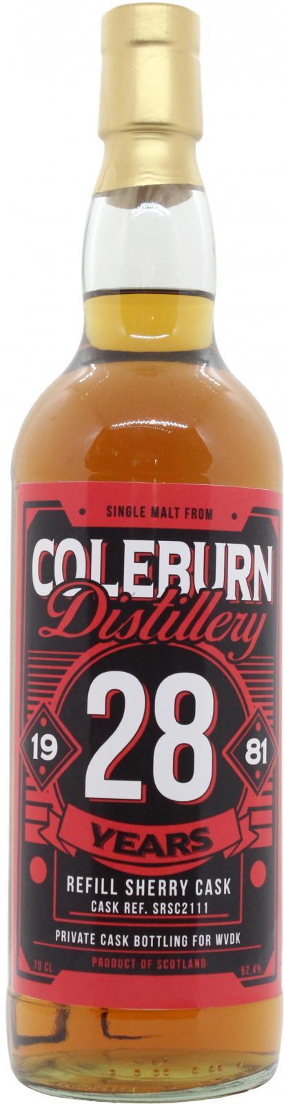Coleburn 1981 UD
