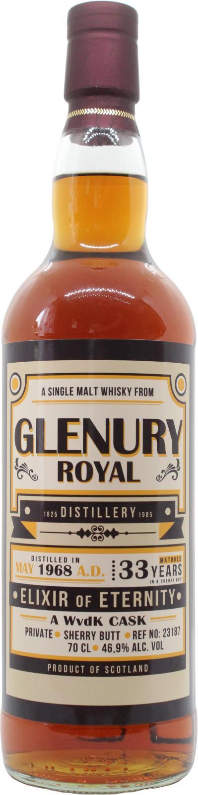 Glenury Royal 1968 UD