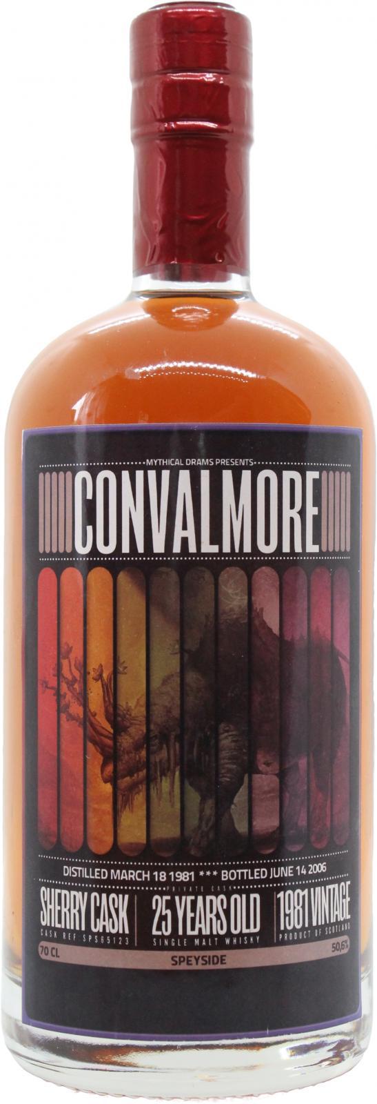 Convalmore 1981 UD