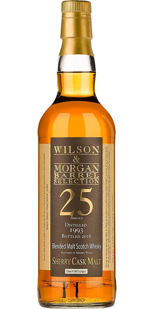 Blended Malt Scotch Whisky 1993 WM