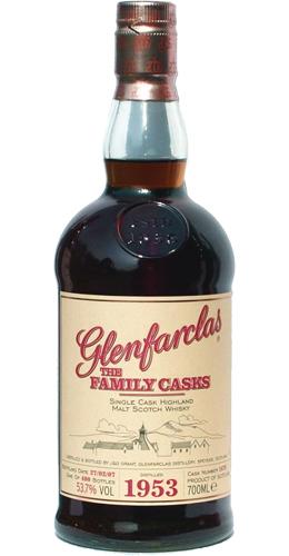 Glenfarclas 1953