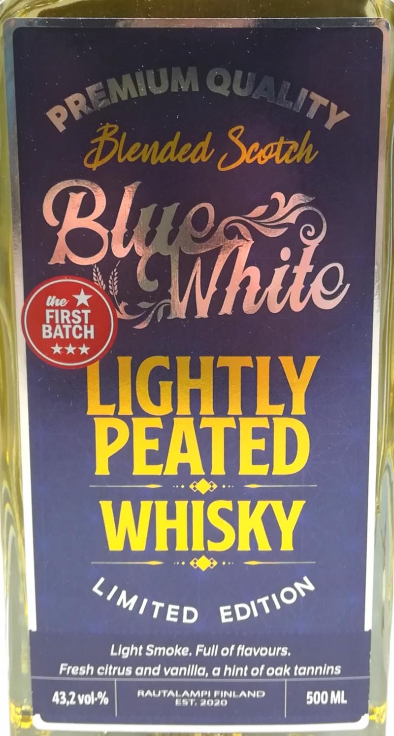 BlueWhite Lightly Peated