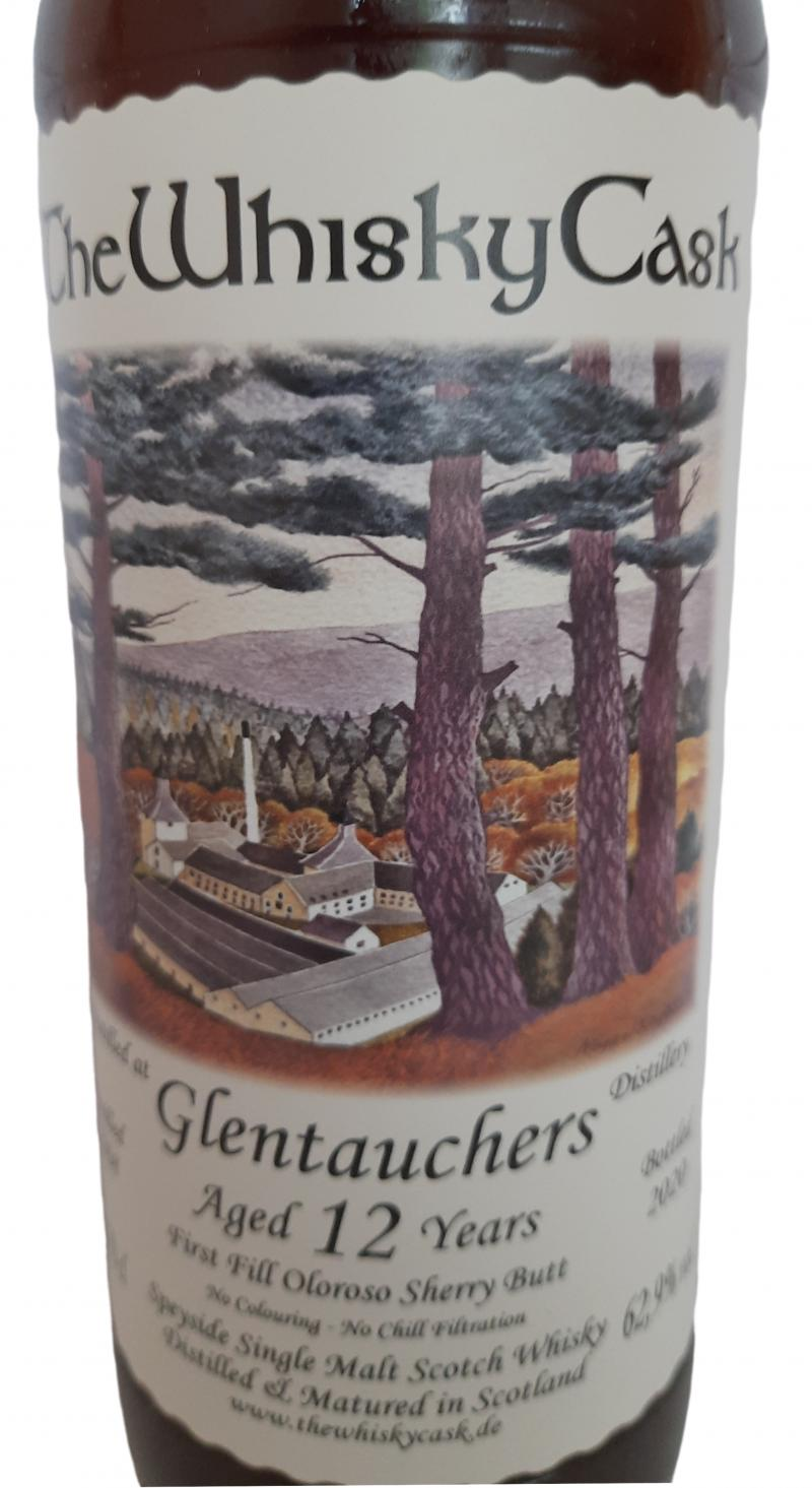 Glentauchers 2008 TWC