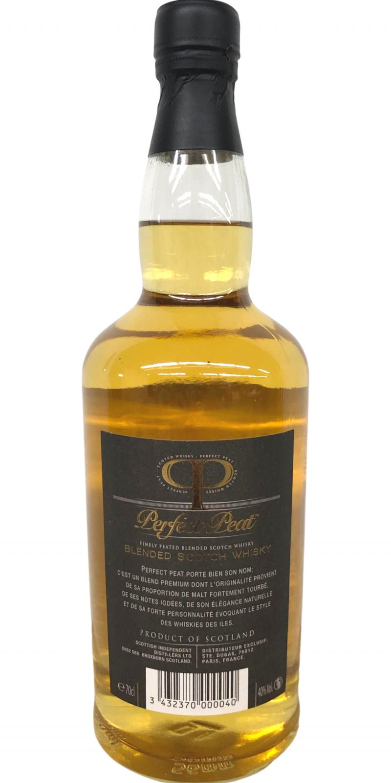 Blended Scotch Whisky Perfect Peat