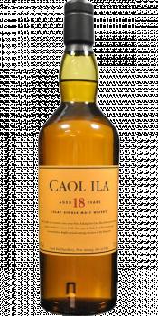 Caol Ila 18-year-old