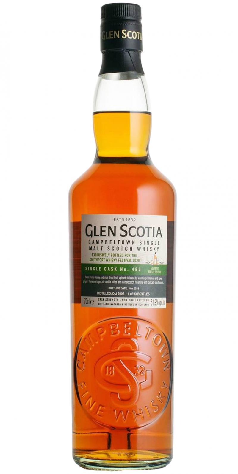 Glen Scotia 2002