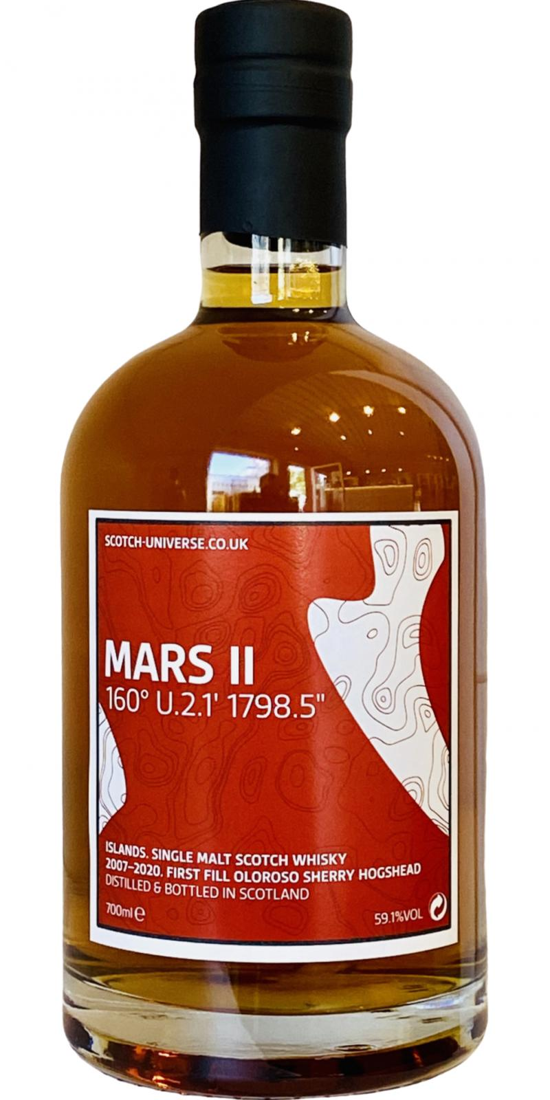 Scotch Universe Mars II - 160° U.2.1' 1798.5""
