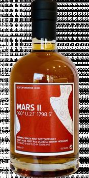 """Scotch Universe Mars II - 160° U.2.1' 1798.5"""""""