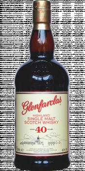 Glenfarclas 40-year-old