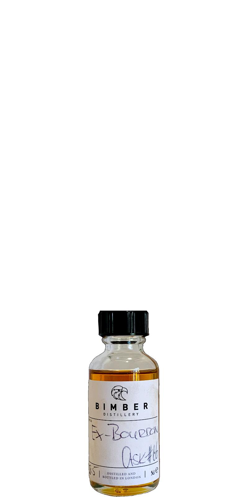 Bimber Single Malt London Whisky BAS