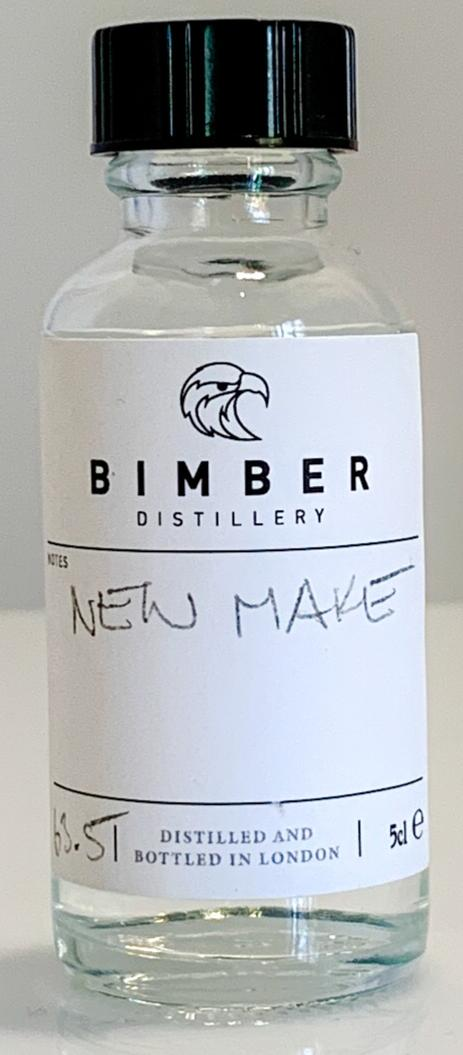 Bimber New Make BAS