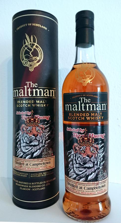 Blended Malt Scotch Whisky 2014 MBl