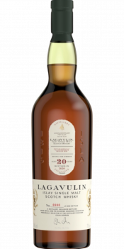 Lagavulin 20-year-old