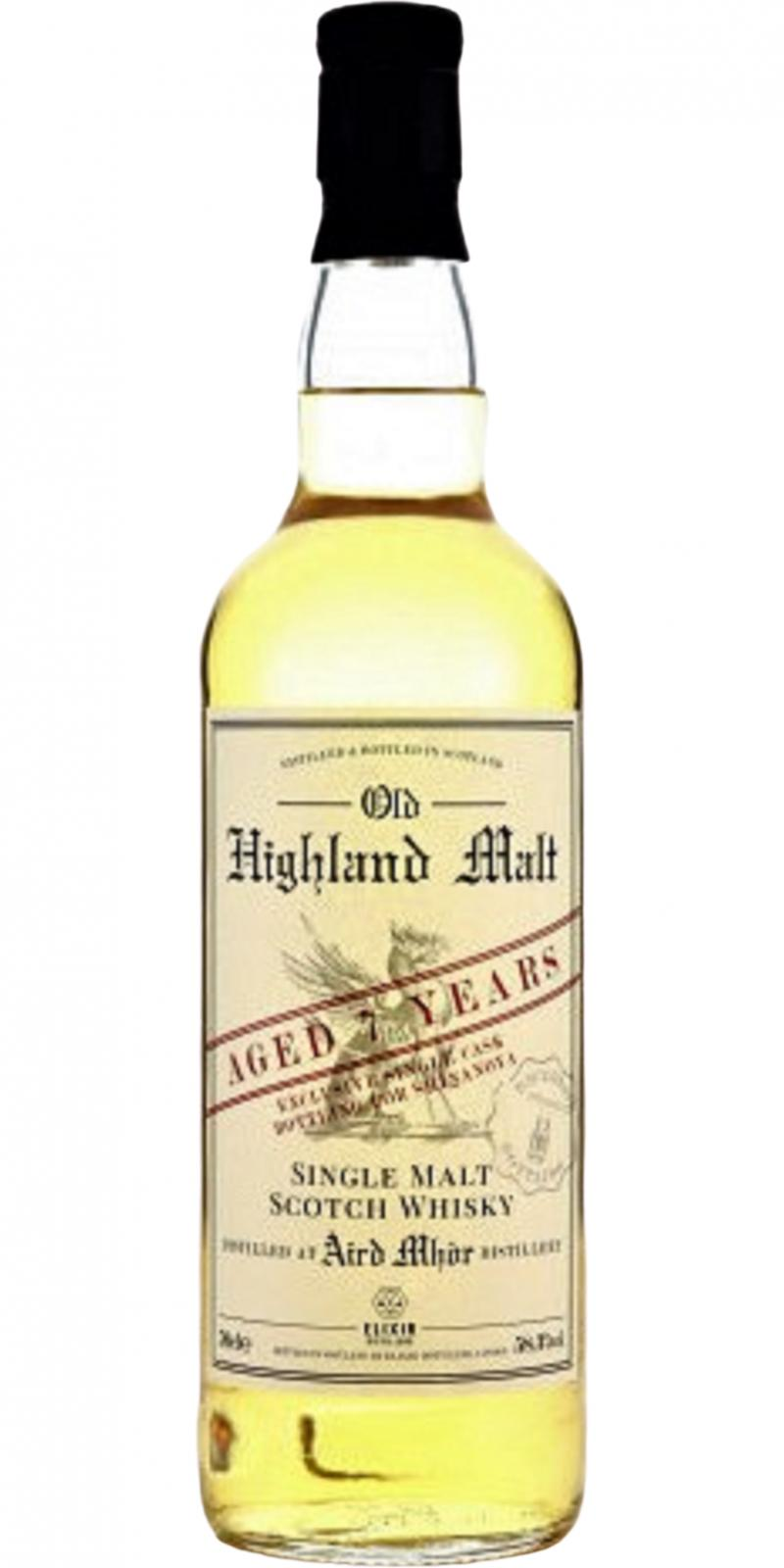 Aird Mhor 07-year-old ElD