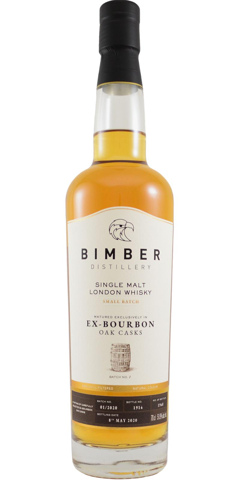 Bimber 2016 - Ex-Bourbon