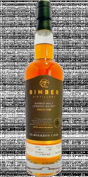 Bimber 2016 - Ex-Bourbon Cask