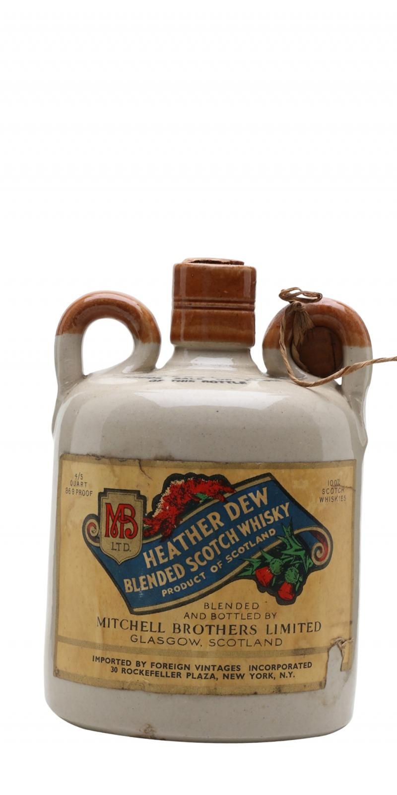 Heather Dew Blended Scotch Whisky