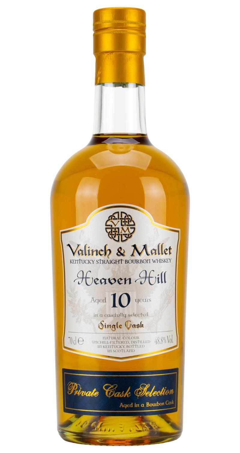 Heaven Hill 10-year-old V&M