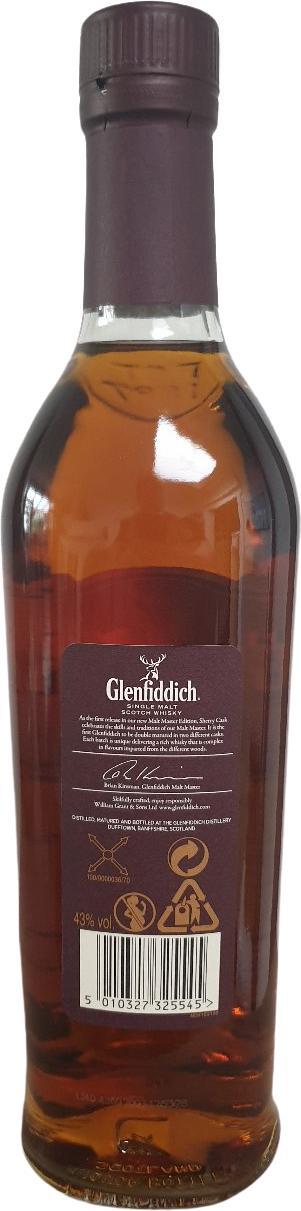 Glenfiddich Malt Master's Edition
