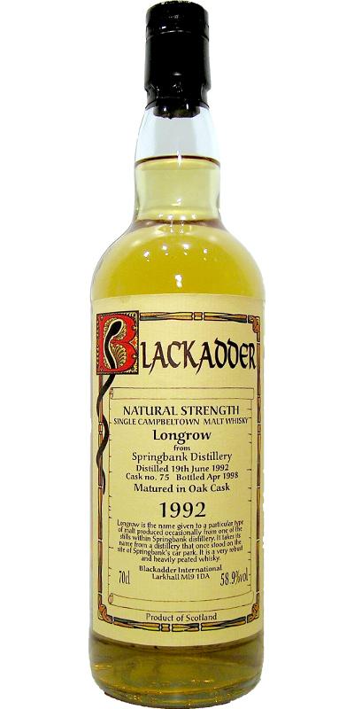 Longrow 1992 BA