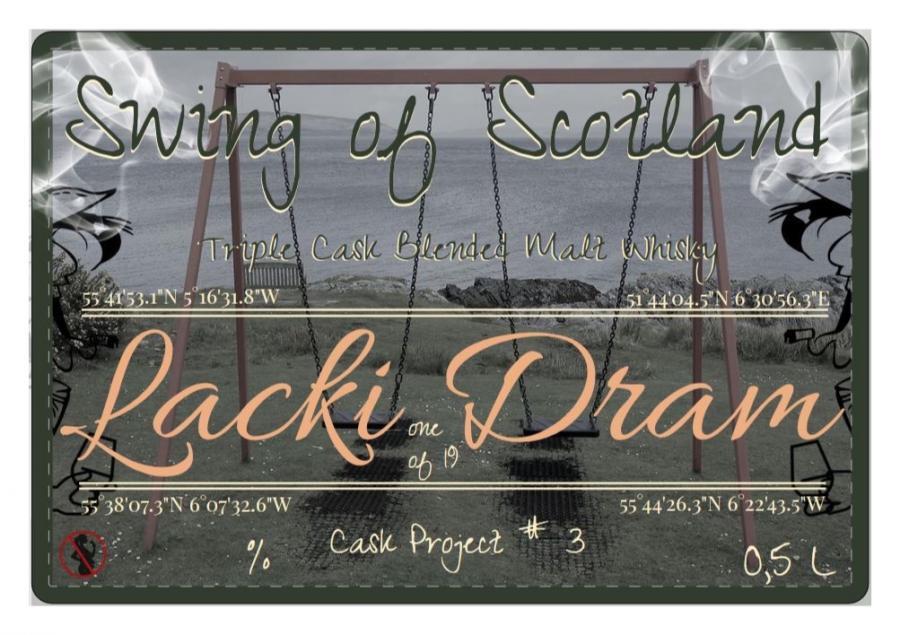 Swing of Scotland Lacki Dram