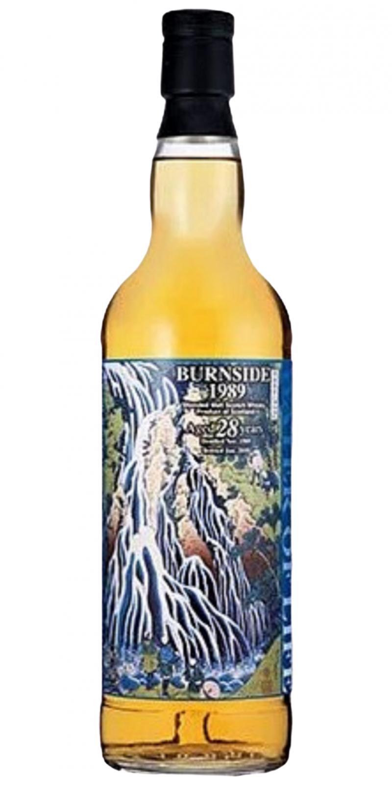 Burnside 1989 HY