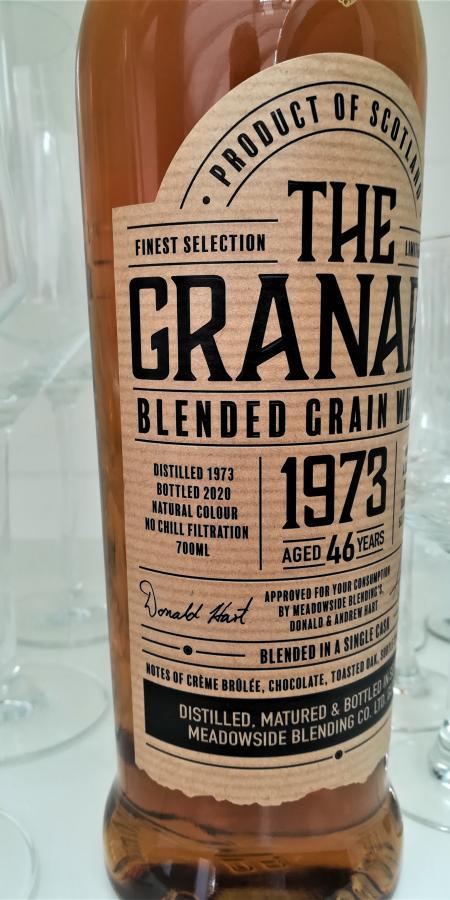 The Granary 1973 MBl