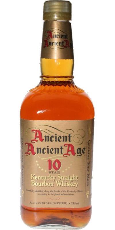 Buffalo Trace Ancient Age