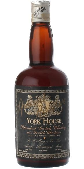 York House Special Reserve