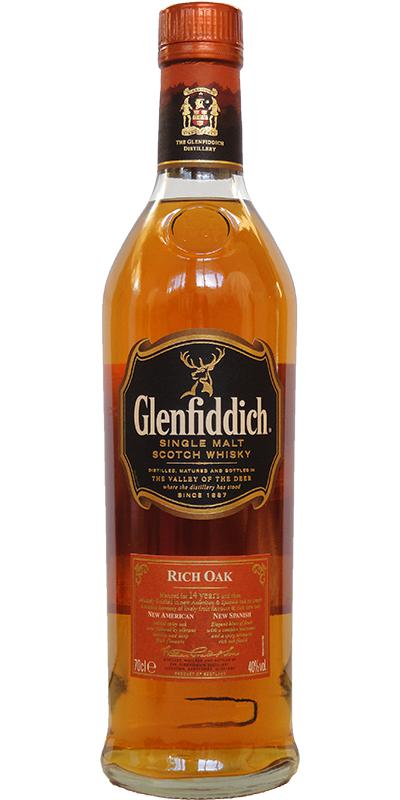 Glenfiddich 14-year-old