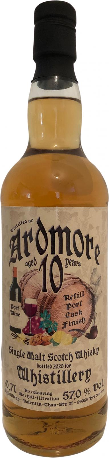 Ardmore 10-year-old UD