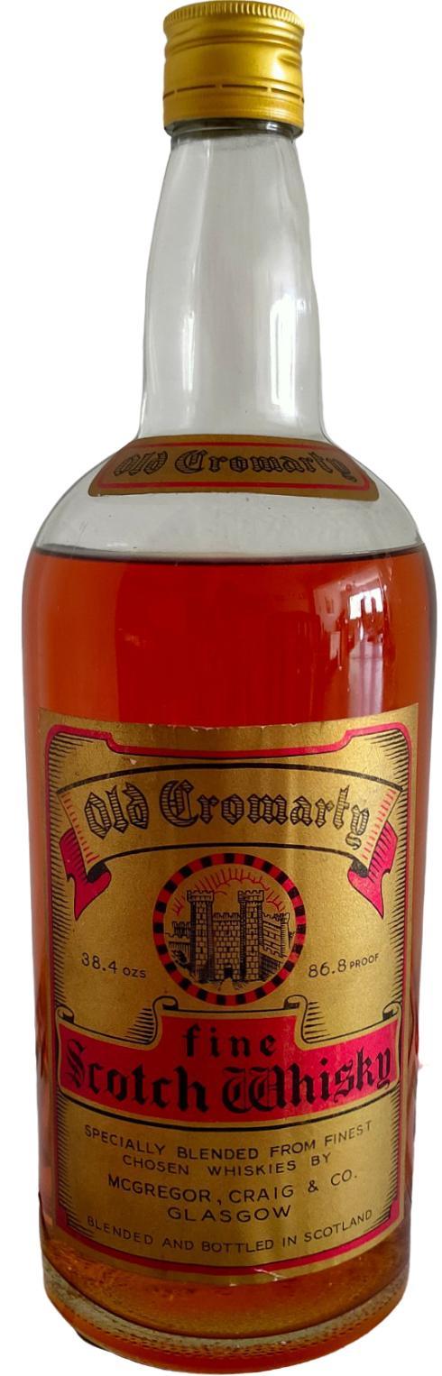 Old Cromarty Fine Scotch Whisky