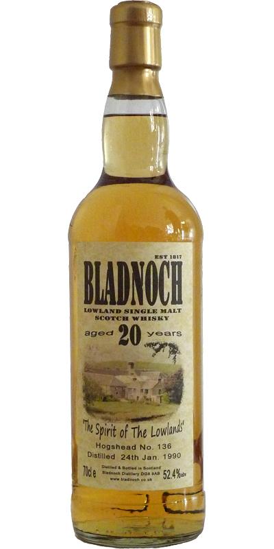 Bladnoch 1990