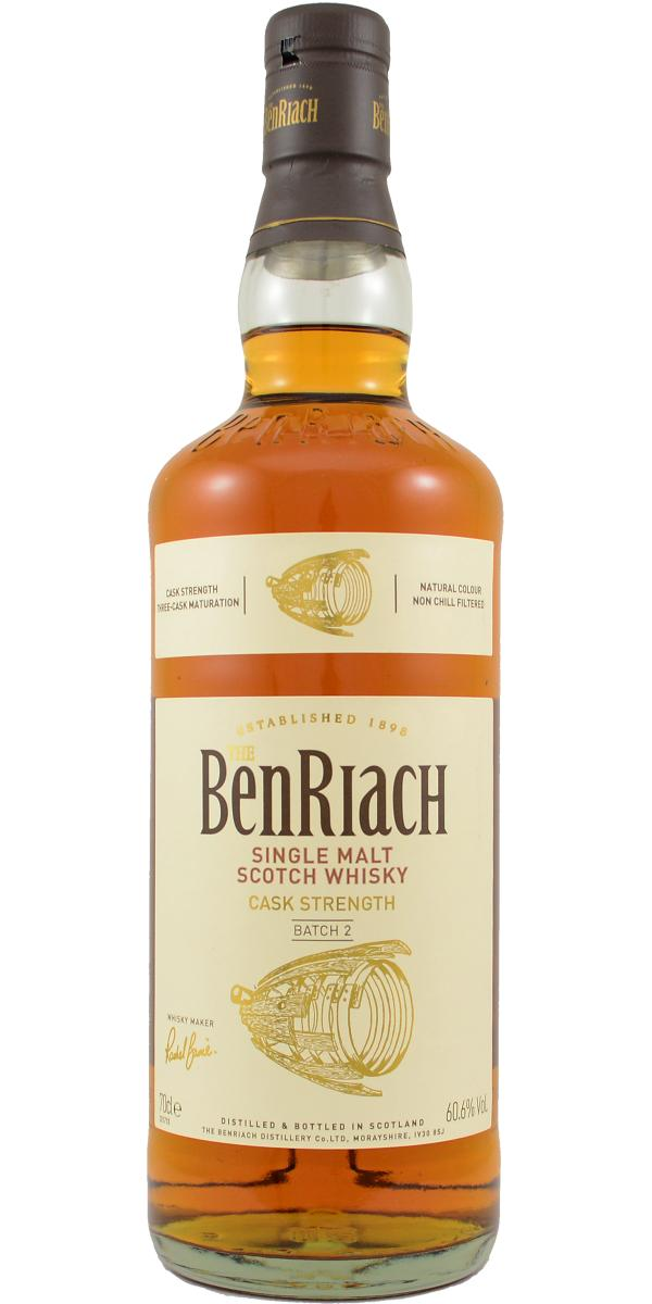 BenRiach Cask Strength