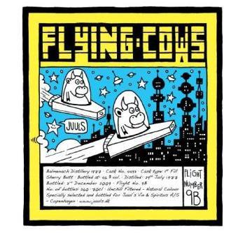 Balmenach 1977 GM Flying Cows