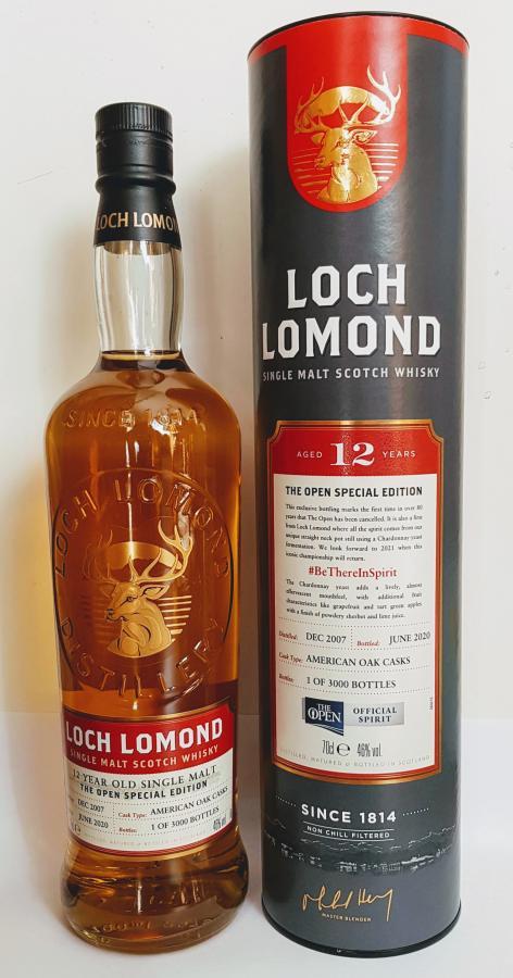 Loch Lomond 2007