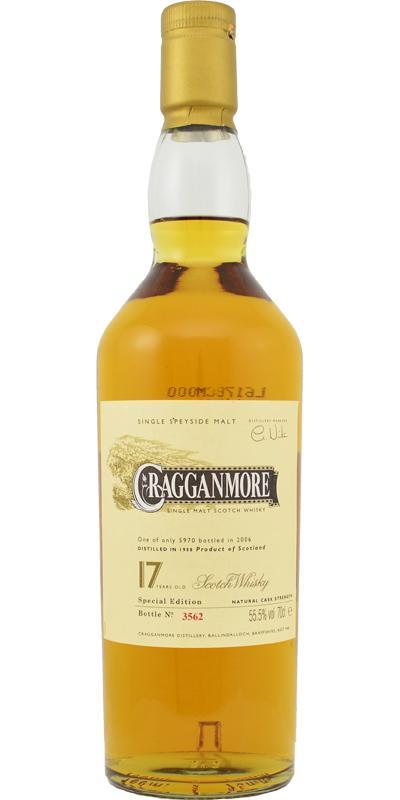 Cragganmore 1988