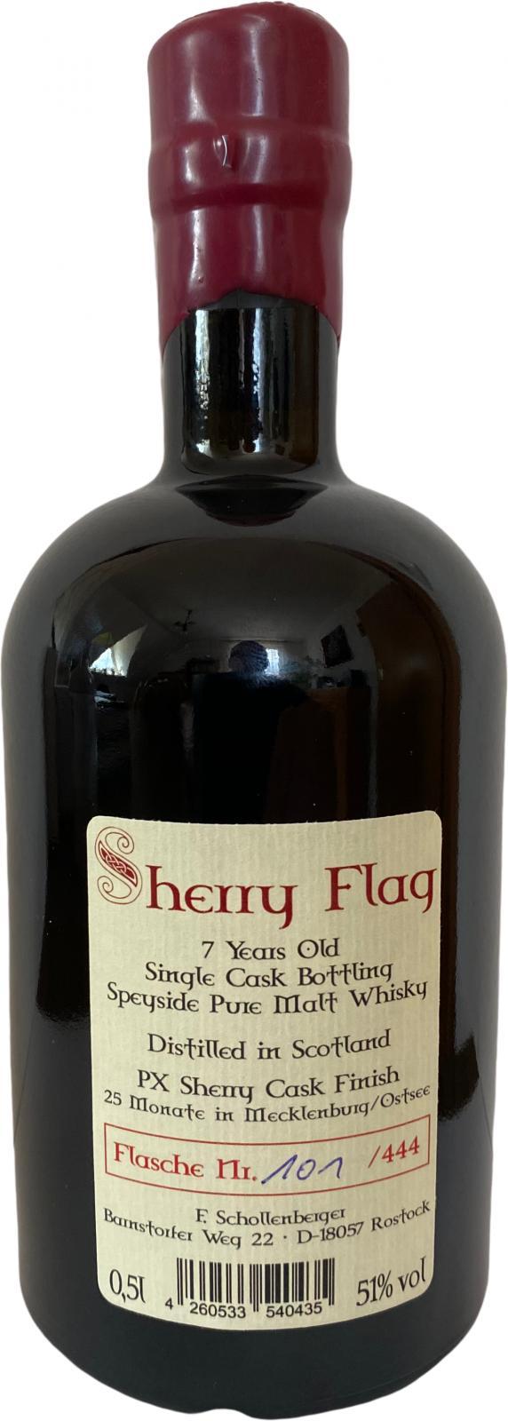 Sherry Flag 07-year-old FSb