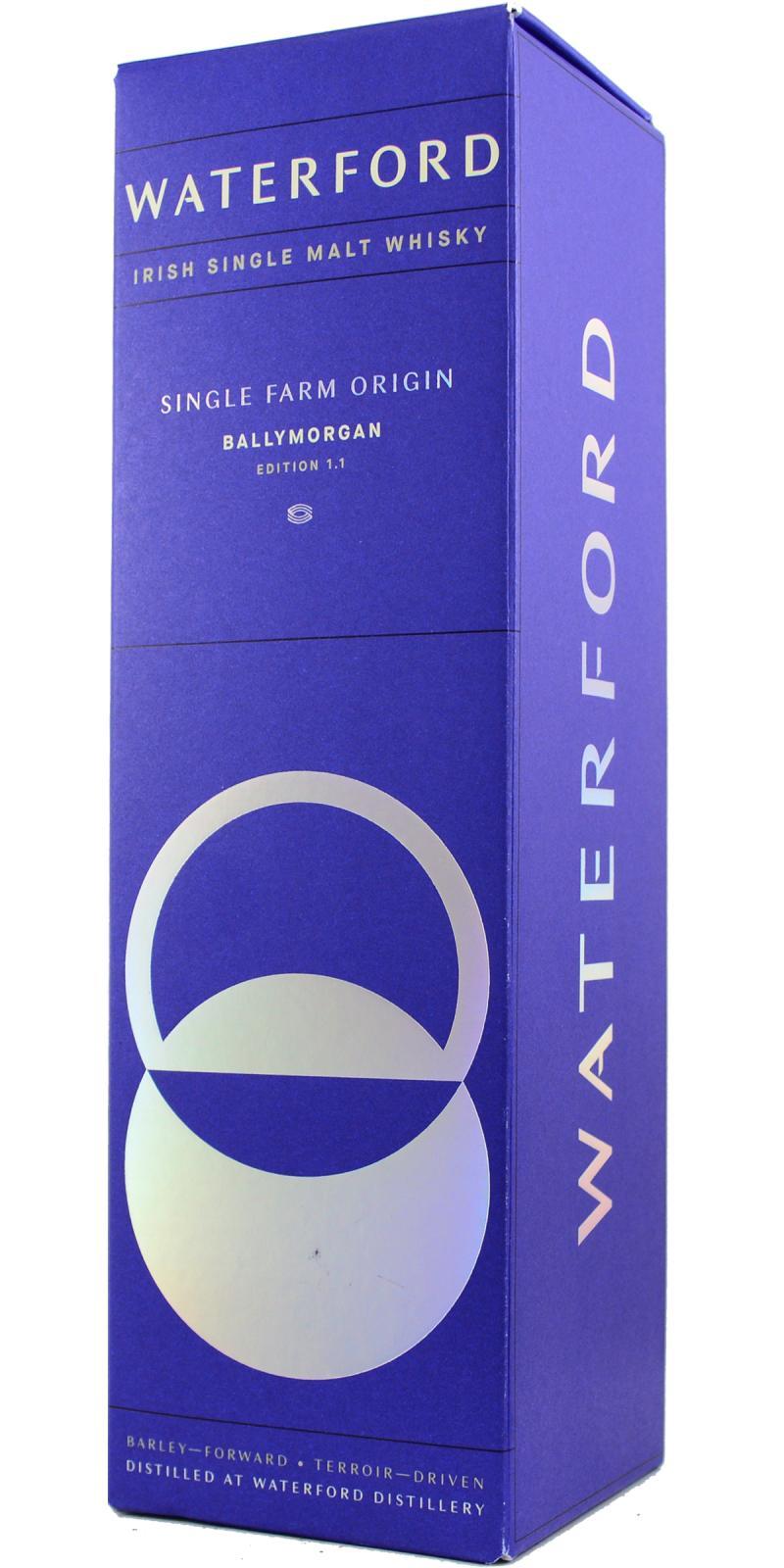 Waterford Ballymorgan: Edition 1.1