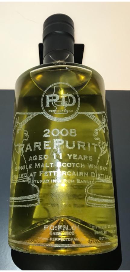 Fettercairn 2008 PD