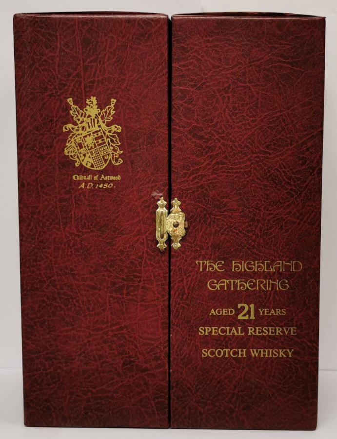 The Highland Gathering 21-year-old