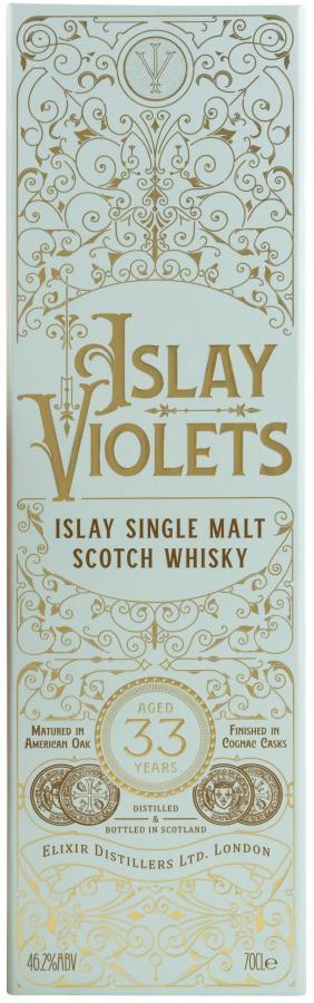 Islay Violets 33-year-old ElD