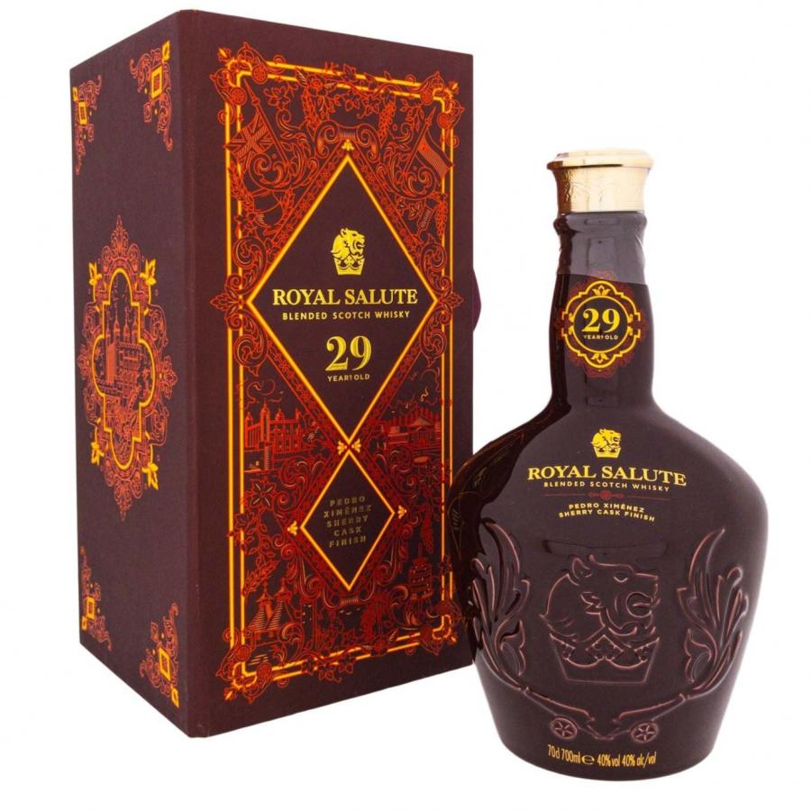 Royal Salute 29-year-old