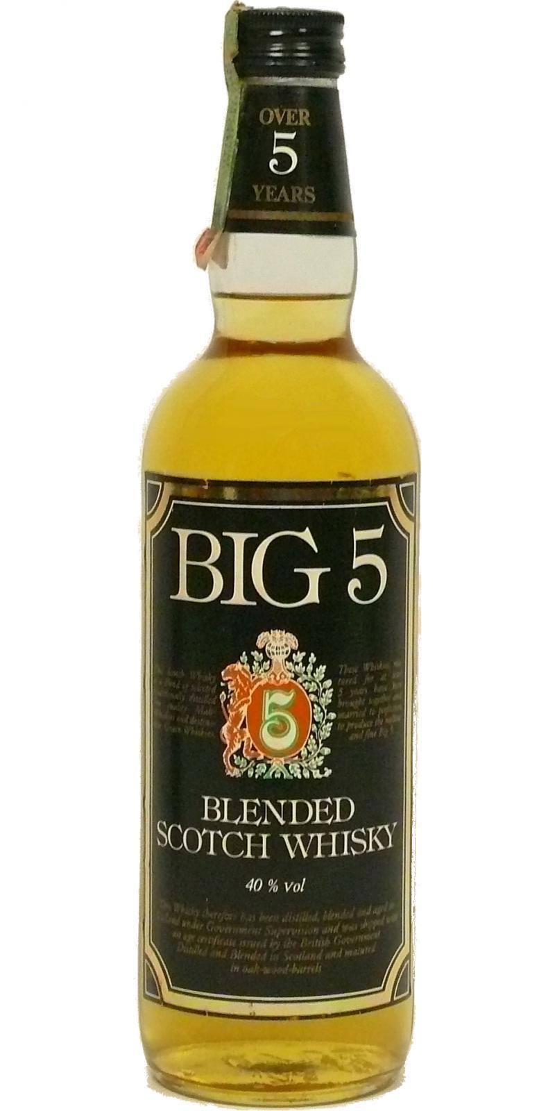 Big 5 05-year-old