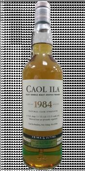Caol Ila 1984