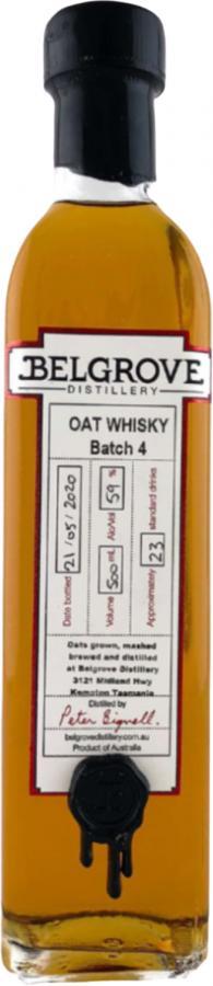 Belgrove Oat Whisky