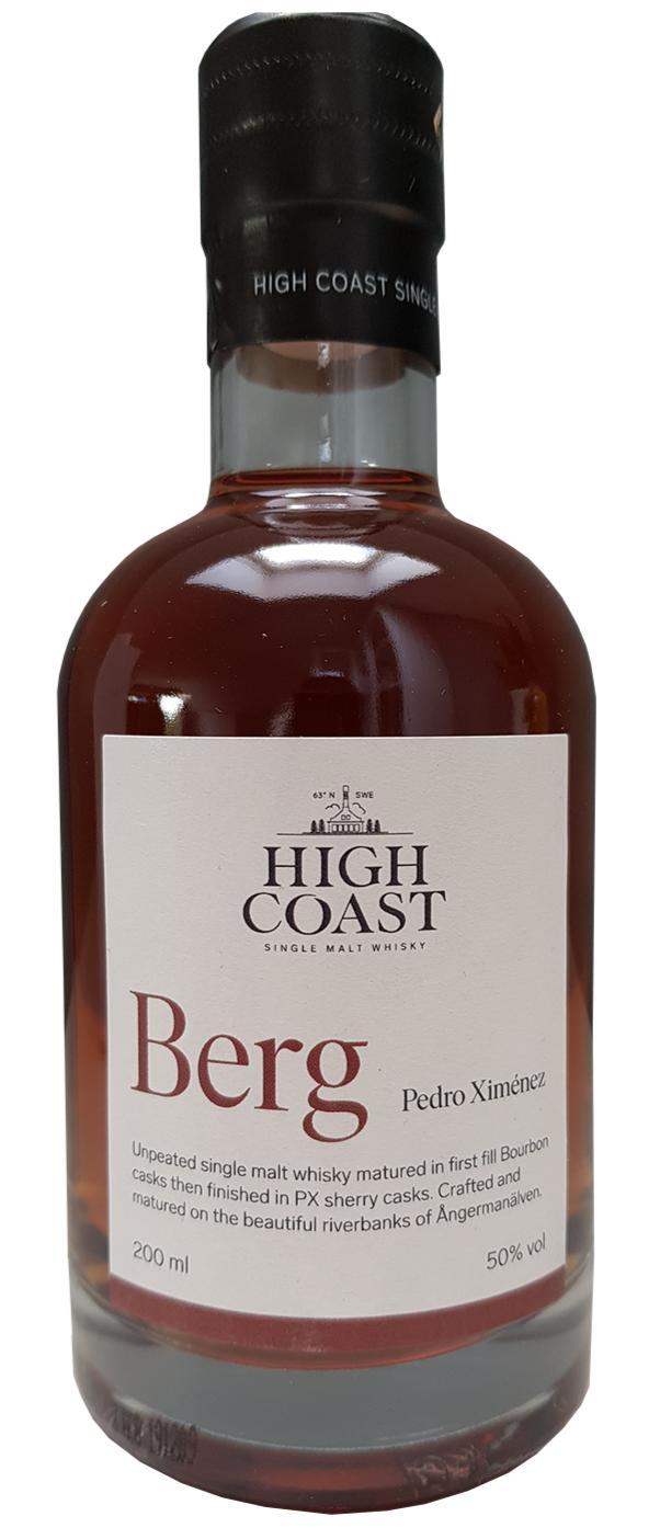 High Coast Berg - Pedro Ximénez