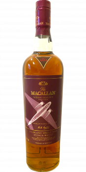 Macallan Whisky Maker's Edition - 1930s Propeller Plane